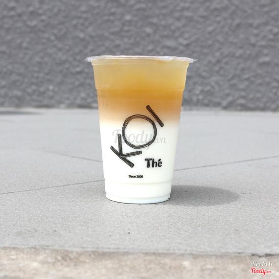 Green Tea Hazelnut Latte (S)