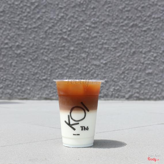 Black Tea Hazelnut Latte (S)