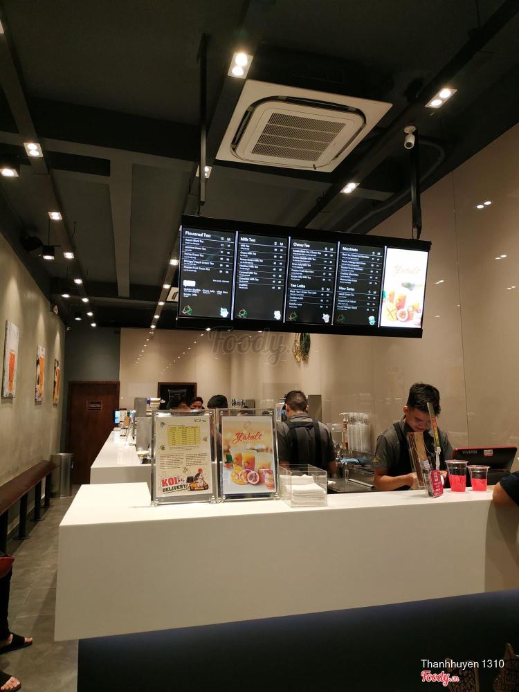 Koi Thé Café Việt Nam - Ngô Đức Kế ở TP. HCM