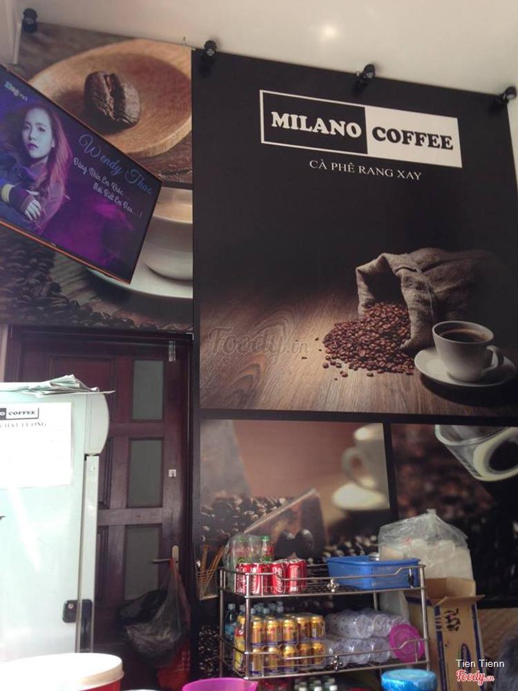 Milano Coffee - Nguyễn Đình Chiểu ở Khánh Hoà