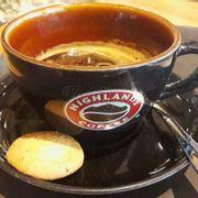 Cà phê phin sữa nóng
