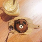 Bánh gấu nhỏ & chanh leo sữa