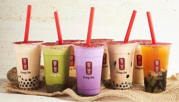 Trà Sữa Gong Cha - 貢茶 - AEON Mall Bình Dương
