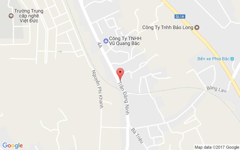 Vị trí bản đồ Nướng Hàn Quốc ở Lạng Sơn