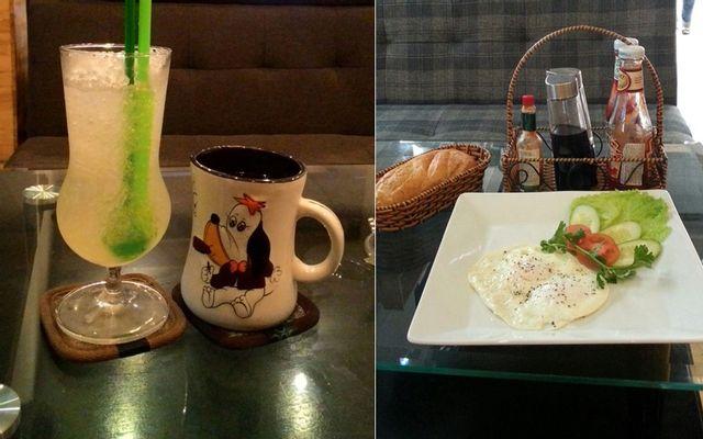 Caro Cafe - Huỳnh Mẫn Đạt