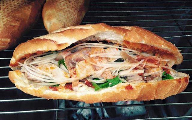 Bánh Mì Hội An - Dân Chủ