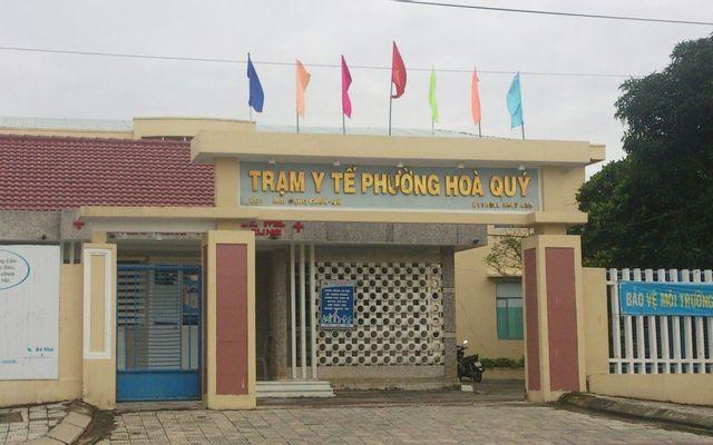 Trạm Y Tế Phường Hòa Quý