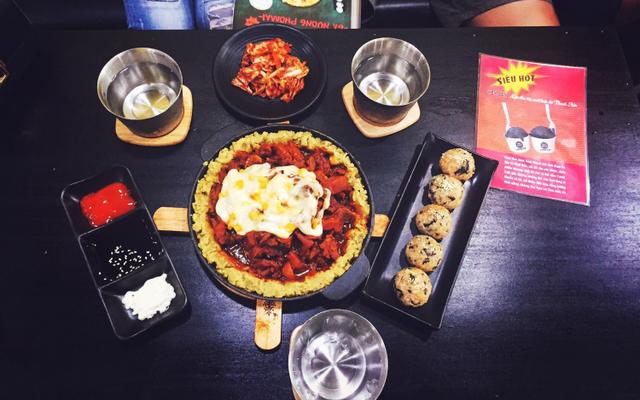 Take Away Food - Đồ Ăn Hàn Quốc