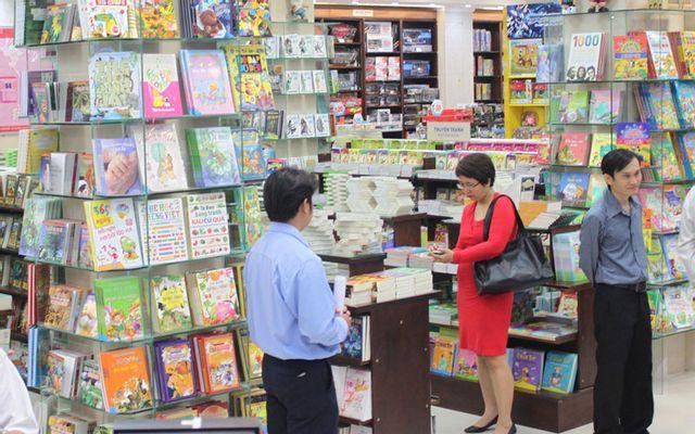 Nhà Sách Fahasa Nguyễn Huệ