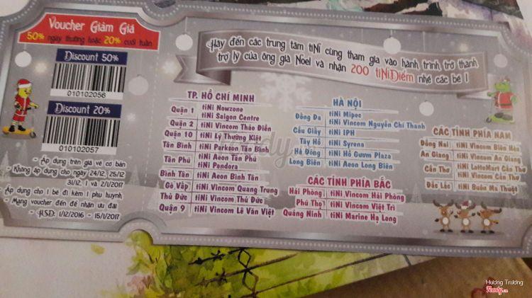 Nhà Sách Fahasa Nguyễn Huệ ở TP. HCM