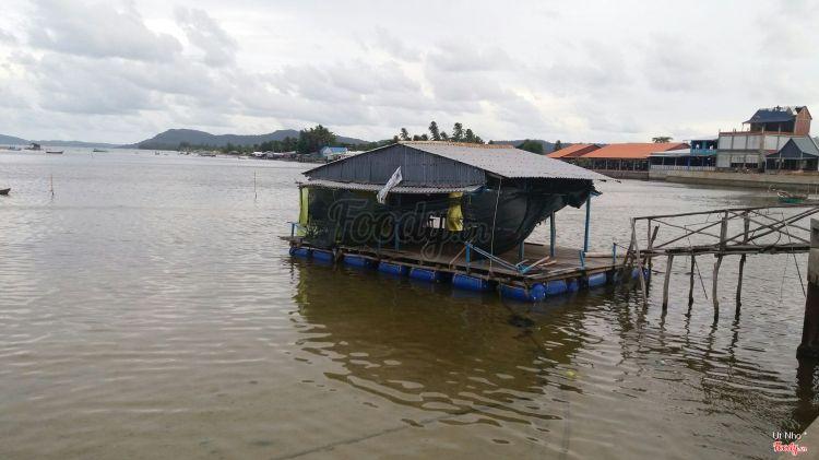 Làng Chài Hàm Ninh ở Phú Quốc