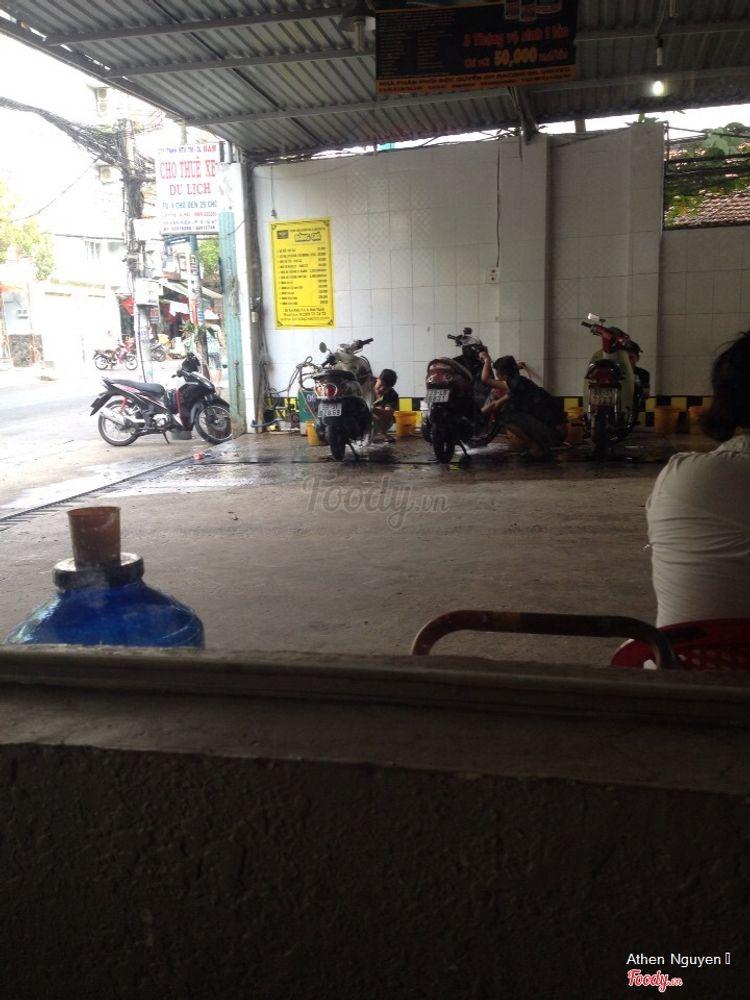 Rửa Xe 35 Vạn Kiếp ở TP. HCM