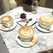 cafe bánh