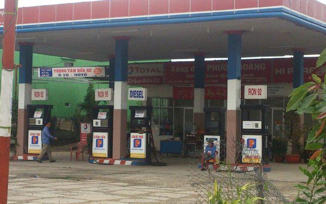 Trạm Xăng Dầu Phương Hoàng - Lê Văn Hiến
