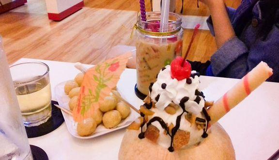 Lẩu Kem Mingo - Kem Thái Lan