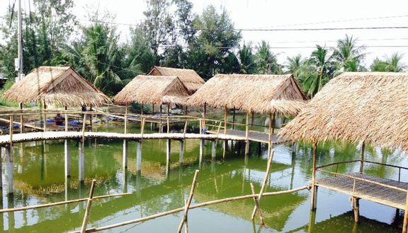 Khu Du Lịch Sinh Thái Ao Xanh