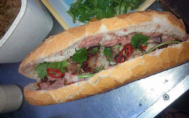 Bánh Mì Thùy Dương - Bình Tiên