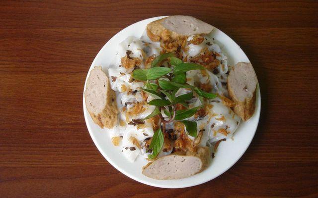 Bánh Cuốn Làng Kênh - Nam Định