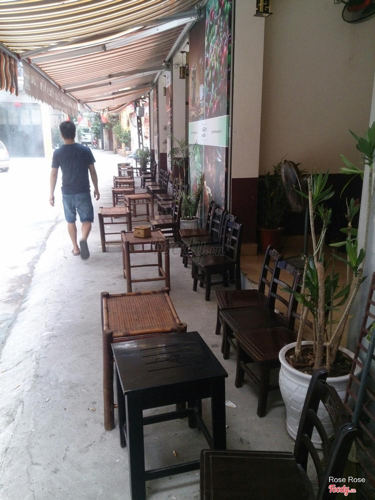 Milano Nhất Long Cafe ở Hà Nội