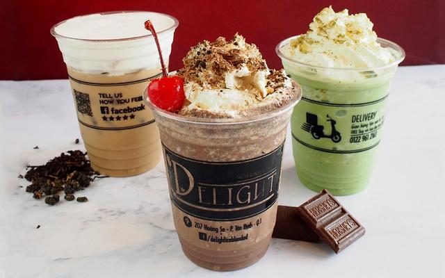 DELIGHT - Đá Xay, Cafe & Trà
