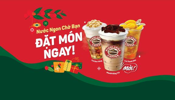 Highlands Coffee - Nguyễn Kim