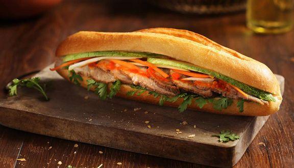Bami Bread - Trần Khát Chân