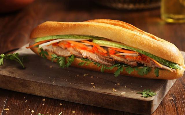 Bánh Mì Bami Bread - Trần Khát Chân