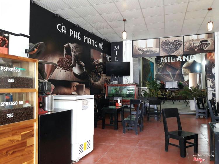 Milano Coffee ở Lạng Sơn