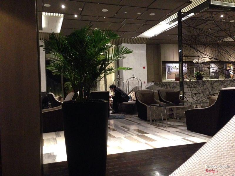 1 góc The Lobby Bar