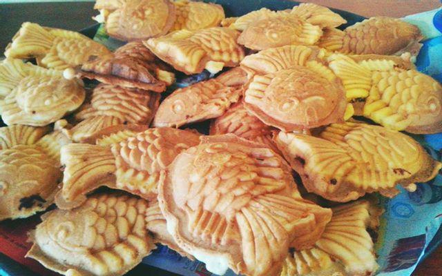Taki Quán - Bánh Cá Nướng