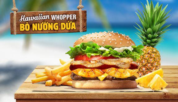 Burger King - Sân Bay Quốc Tế Cam Ranh