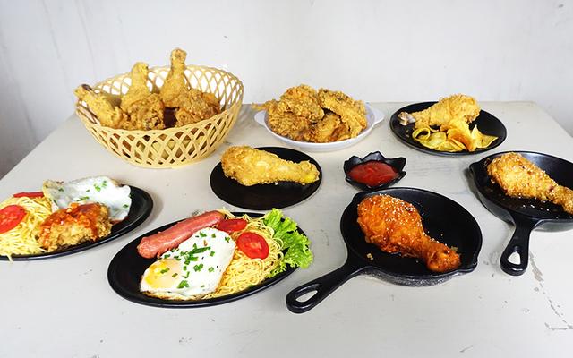 Alpha Go - Fast Food & More - Nguyễn Huệ