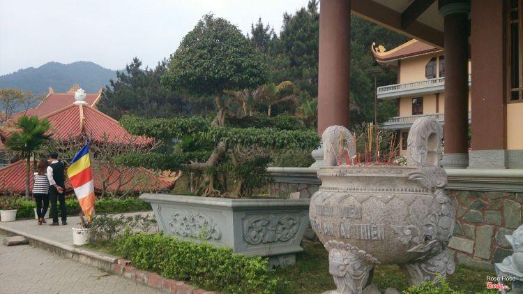 Thiền Viện Trúc Lâm Tây Thiên - Tam Đảo ở Vĩnh Phúc