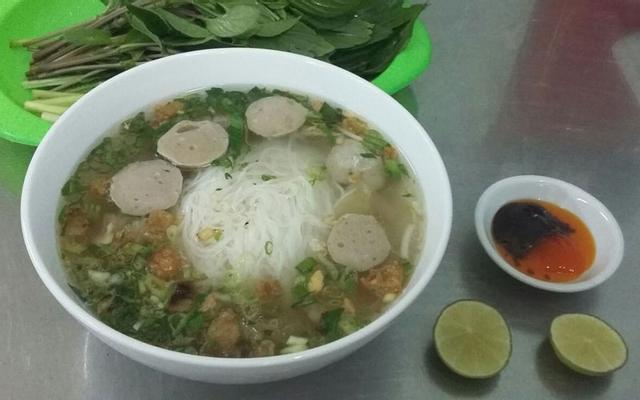Hủ Tiếu Mì Bò Viên - Huỳnh Thiện Lộc