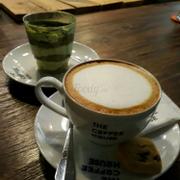Cappuchino + Green Tea Tiramisu