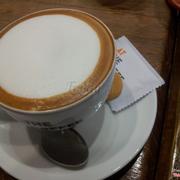 Cappuccino nóng nhỏ 45k