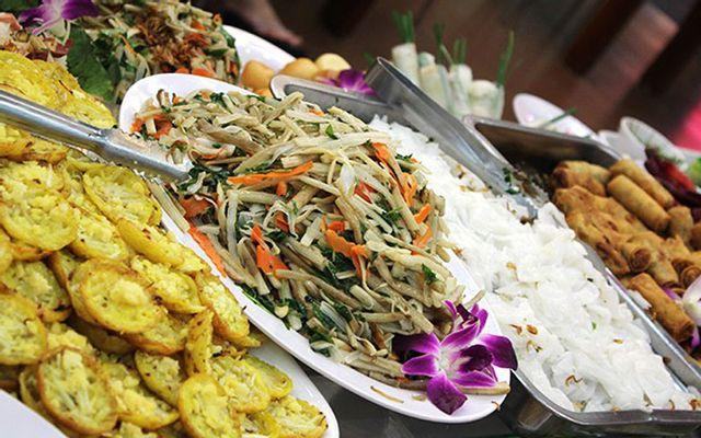 Ẩm Thực Buffet Chay An Đông