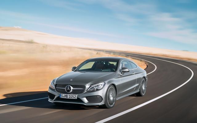 Mercedes Benz An Du