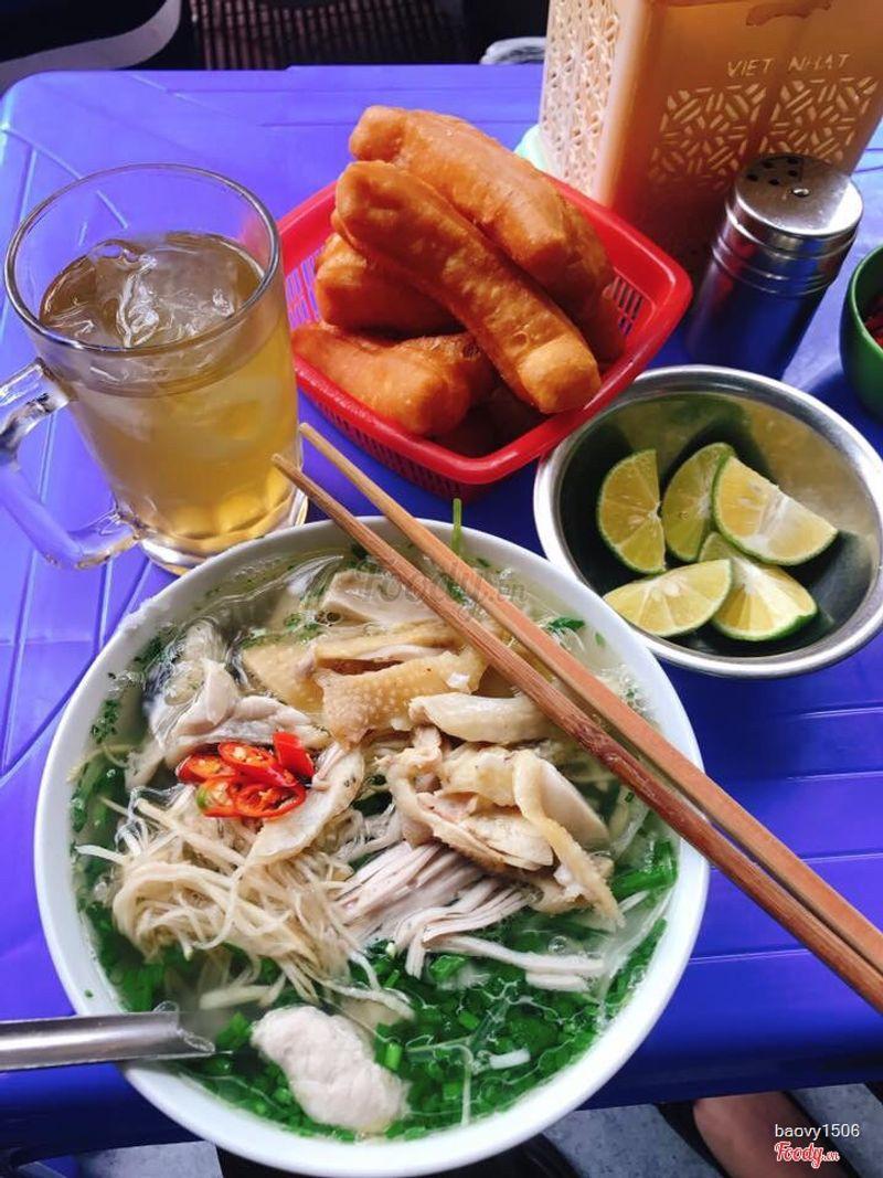 Phở Gà & Bún Thang - Phạm Hồng Thái ở Quận Ba Đình, Hà Nội