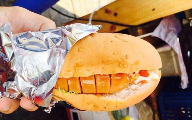 Hot Dog Kiểu Mỹ