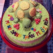 Tiramisu Miss Khương bánh 3D
