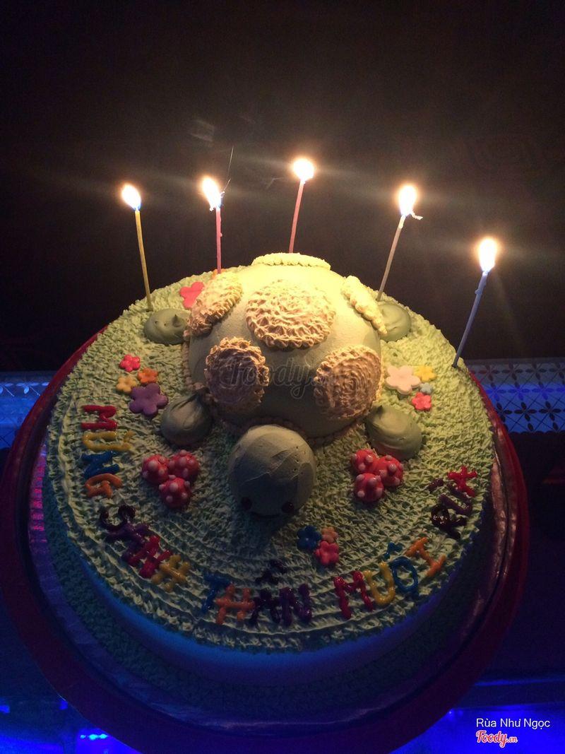 Bánh kem 3D 30cm