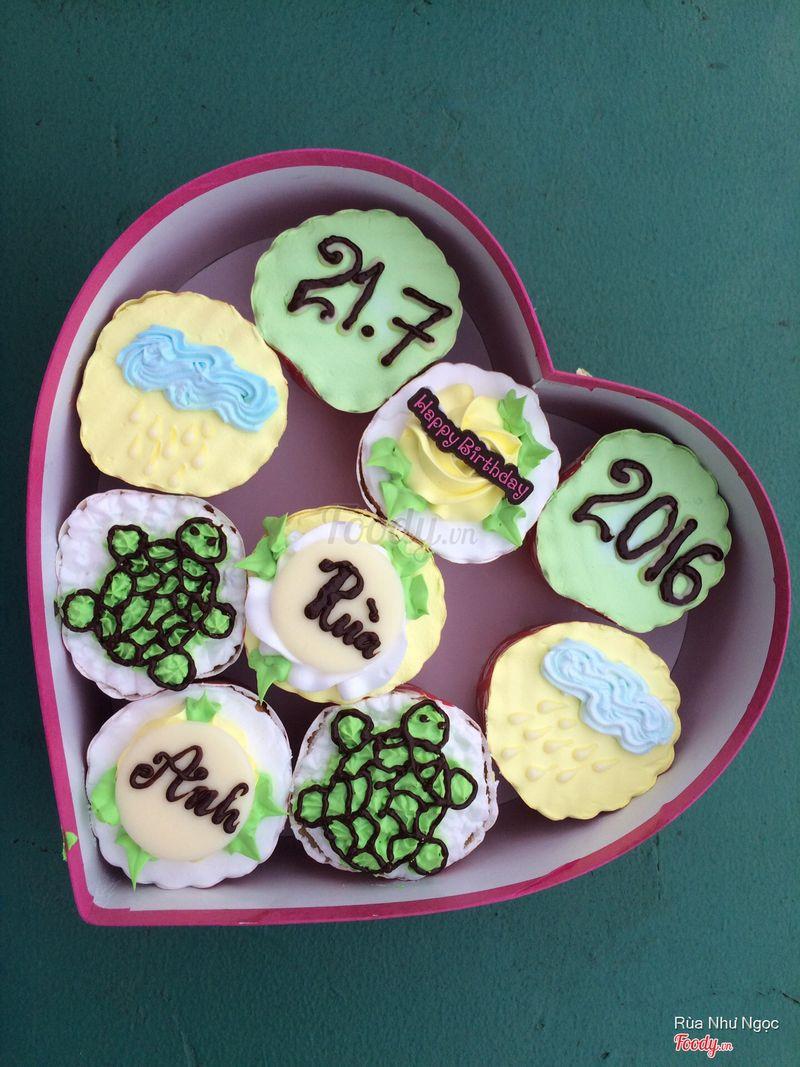 Cupcake theo design