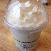 Trà xanh lúa mạch latte cream size nhỏ