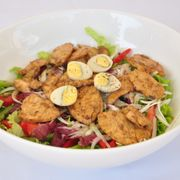 Salad ức gà - chicken salad