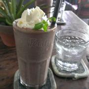 Chocolate đậu phộng đá xay 39k