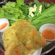 Bánh xèo Sáu Phước 10k/c. Ngõ 3 Hàm Long