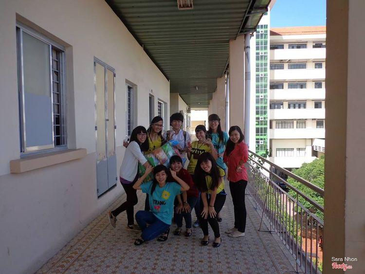 Trường Đại Học Khoa Học Xã Hội & Nhân Văn TPHCM ở TP. HCM