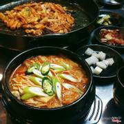 Canh kimchi 99k