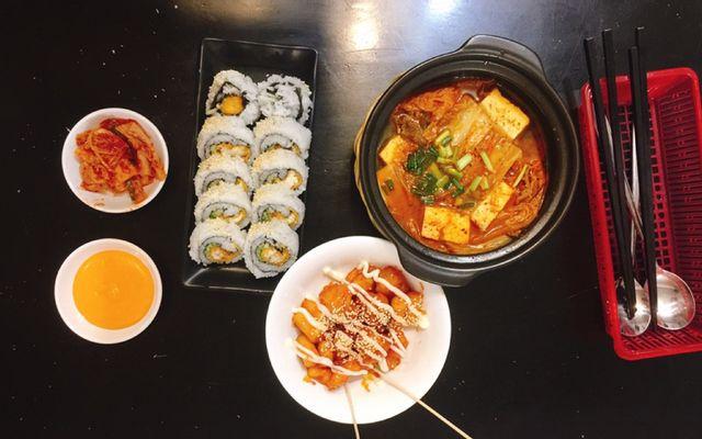 Nini Snack Corner - Món Hàn & Bánh Bông Lan Trứng Muối